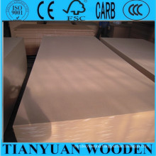3*1220*2440mm Raw MDF for Home Furniture and Decoration