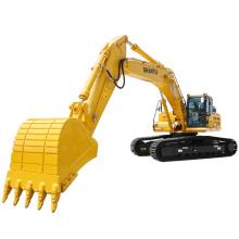 Escavadeiras grandes Shantui 36 toneladas SE370LC hidráulico