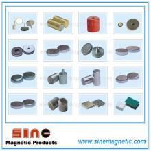 Varios Formas Fuerte Neodimio (Ferrita) Magnet Pote