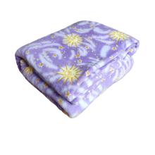 Bright Printed Coral Velvet Fleece Blankets