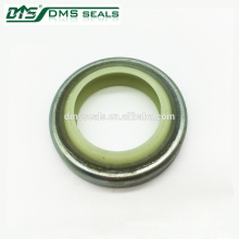 DKB dust seals PU and metal piston ring guide