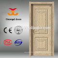 Eco friendly laminated melamine wooden Interior Door