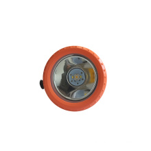 LED mining head lamp with lightweight