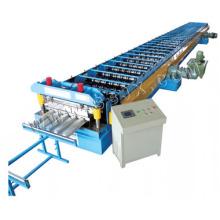 Профилегибочная машина для металлических настилов