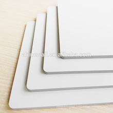 PVDF coating 4mm aluminium composite panel acp professional supplier