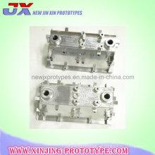 Bearbeitungsteil des Präzisions-Service Soems Aluminium CNC