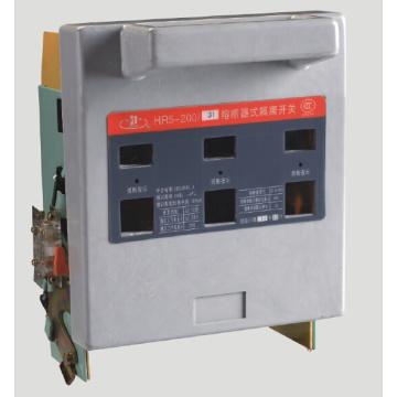 Interruptor de isolamento do tipo fusível HR5