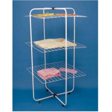 Kwadratowy Multi-Use Drying Cart