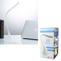 With Sensor Touch Button, AA Battery Power Supply, USB Rechargeable, 12SMD Flexible Table Touch Light