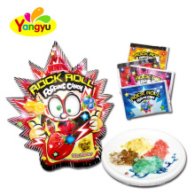 Mixed Flavors Rock Roll Popping Candy