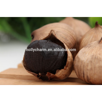 Natural Green Organic Food SoloBlack Garlic manufacturer in China