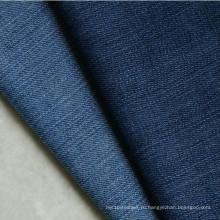Хлопок slub джинсовой ткани для джинсы и куртки