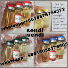 Muscle Gaining Anabolic Injectable Steroids Testosterone Enanthate 600mg/Ml Anti-Aging
