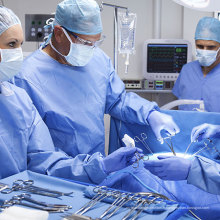 Robe chirurgicale / Surgical Pack Utilisation de la résistance à l'alcool des tissus 8e année