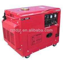portable diesel generator 6500w