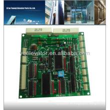 Fujitec elevador piezas, panel de control para ascensor, tablero de control de ascensor BC11