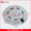 Any Color Plastic Pill Box with 7-Cases (KL-9030)