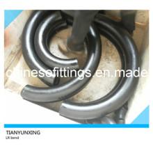 Lr 180deg Seamless Butt Weld Carbon Steel Bend