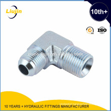 90 Degree Elbow Jic Male Flared Hose Adapter