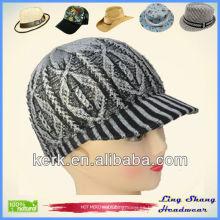 LSC65 Ningbo Lingshang Buen sombrero y gorra de béisbol de los deportes de invierno