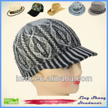 LSC65 Ningbo Lingshang Good Winter sports baseball hat and cap