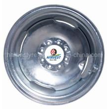 Оцинкованные горячим способом ободья шарниров W8X24 для полива с различным смещением