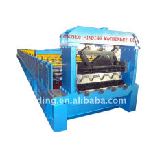Floor forming machine