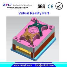 Virtual Reality (VR) Molde de Injeção de Plástico