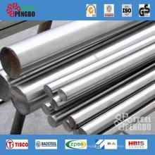 Barra redonda 303 de aço inoxidável fazendo à máquina livre estirada a frio