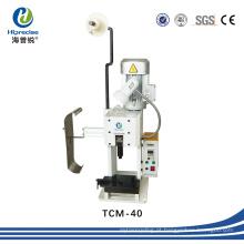 Máquina de crimpagem de terminal semi-automática de cabo de alta precisão (TCM-40F)