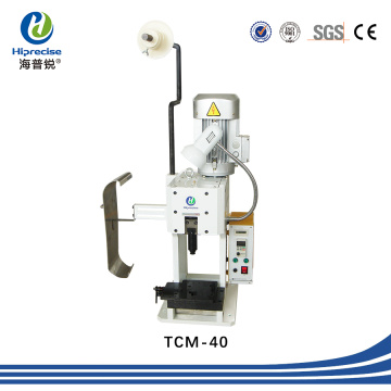 Machine de sertissage semi-automatique à haute précision avec SGS
