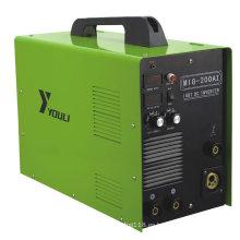 Máquina de soldadura IGBT MIG / MAG MIG-200AI del inversor