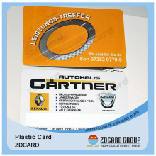 PVC Membership Card with High Quality and Competitive Price