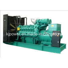 750kVA USA Googol Electric Diesel Generator with Marathon Alternator