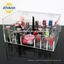 Роскошный Оптовая продажа фабрики 3мм прозрачный акриловый макияж организатор цена