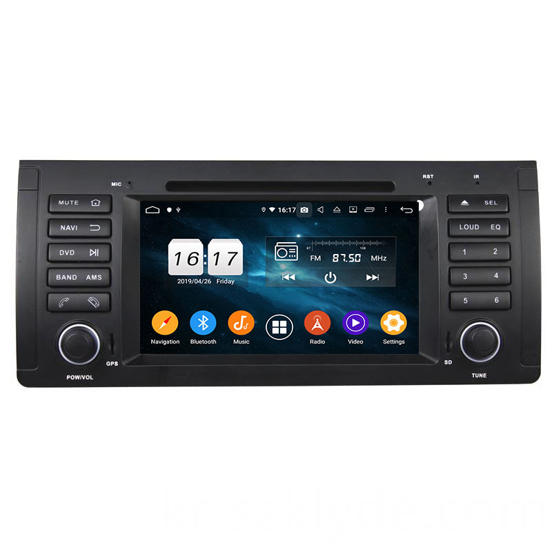 E39 multimedia system android