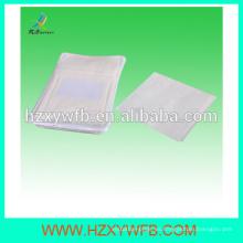 Tipo de malla de la tela no tejida Spunlace de la fuente de la fábrica disponible toallas para la línea aérea