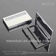 MC5129 mit 3 pan Lidschatten pallete / Verpackungspalette