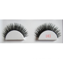 Beautiful Cosmetic Makeup False Eyelash with Synthetic Hair
