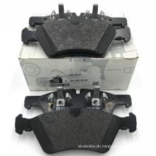 W164 W251 W211 Bremsbelag vorne für Mercedes-Benz ml400 ml 350 gl450 gl 500 Bremsbelag vorne 1644202220