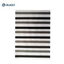 Película superpuesta revestida suave de Yiwu / Ningbo A4 y A3 con la raya magnética negra