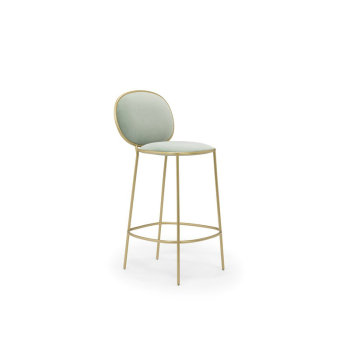 Tabouret de bar Replica golden Stay par Nika Zupanc