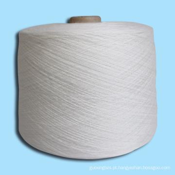 fio de tricô de bambu