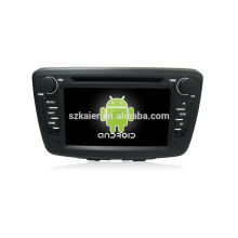 Quad core! Android 4.4/5.1 car dvd for SUZUKI BALENO 2015 with 7 inch Capacitive Screen/ GPS/Mirror Link/DVR/TPMS/OBD2/WIFI/4G