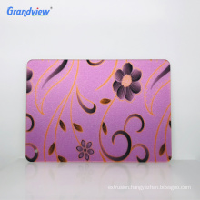 1220*2440 acrylic glossy 5mm pink mirror sheet