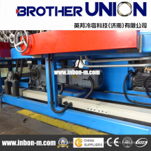 Trailer Type Roll Forming Machine Line