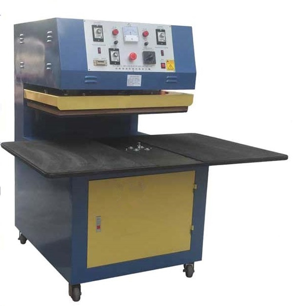 Double Stations Blister Sealing Machine