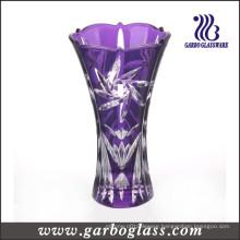 Purple Glass Vase (GB1508TY-1/P)