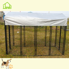 Outdoor Use Of Large Dog Cages