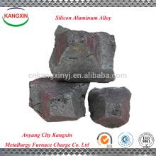 Liga Sial De Minerais Desencapados